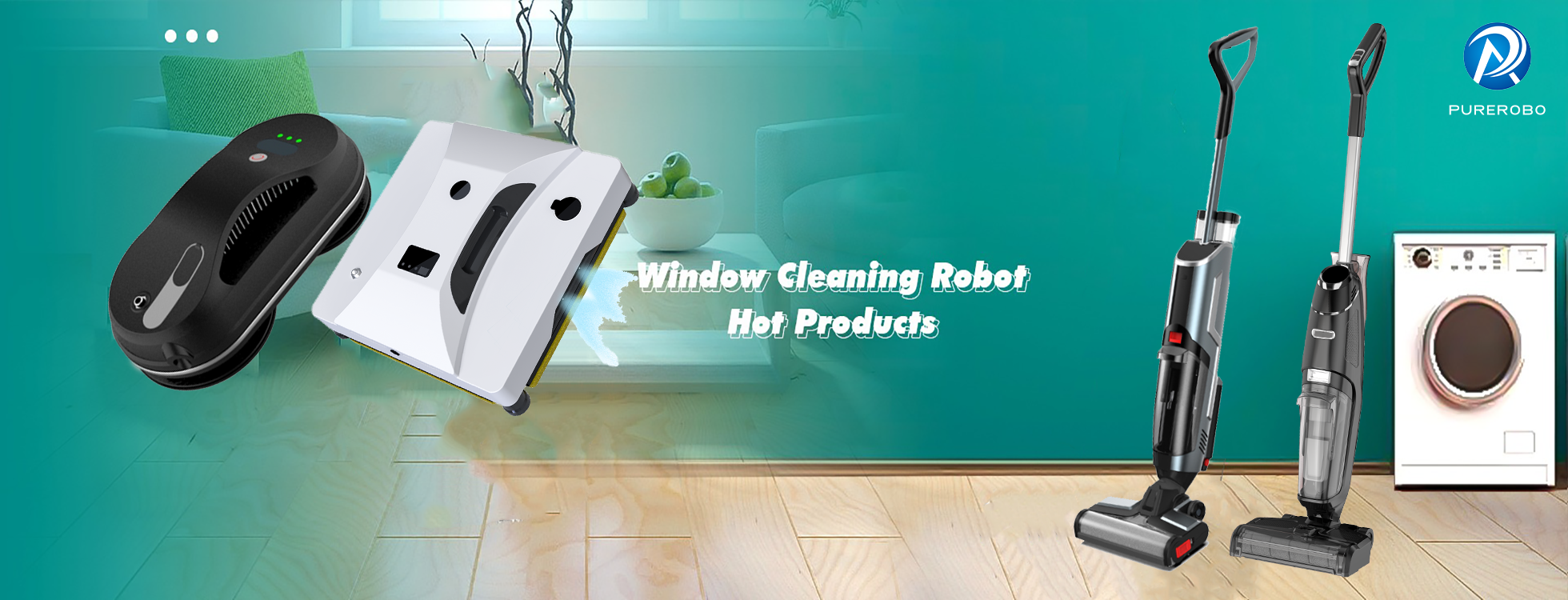 Smart Cleaning Appliances